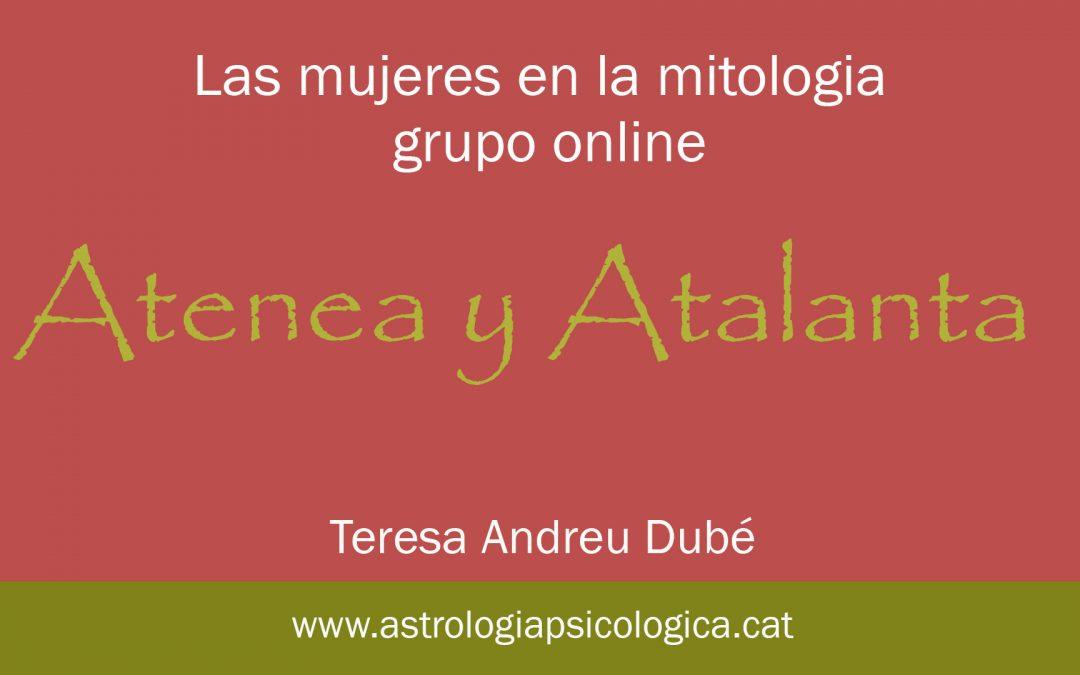 Atenea y Atalanta. La necesidad de triunfar