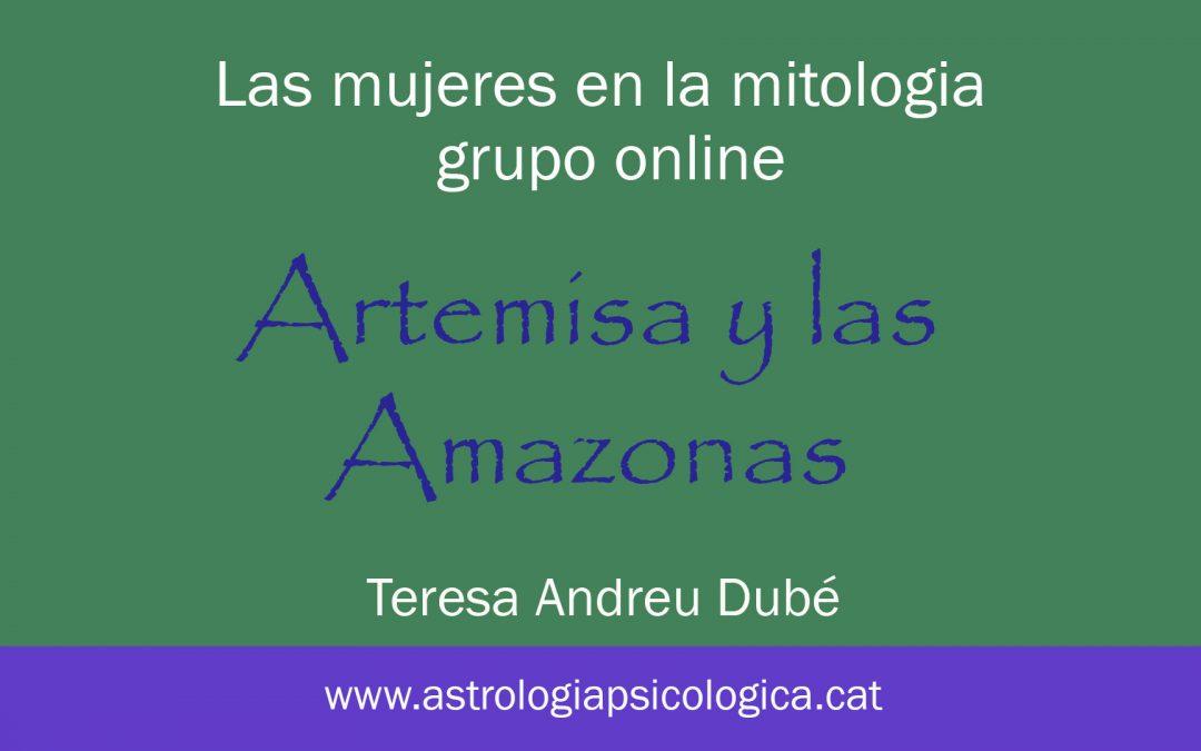 Artemisa y las Amazonas. Las mujeres libres